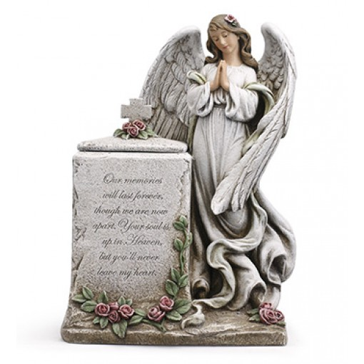 Praying Angel Box