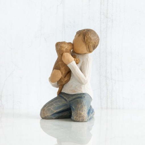 """""""Kindness"""" Boy by Willow Tree"""