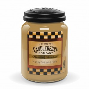 Honey Buttered Rolls Candle