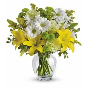 Brightly Blooming Bouquet