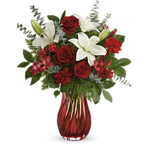 """""""Love Conquers All""""  Bouquet"""